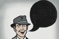 """Wer Anrufer """"abwürgt"""" oder ständig """"eben schnell"""" etwas erledigt, verbreitet schon durch seine Wortwahl Stress. Höchste Zeit, richtig sprechen zu lernen – und so vielleicht sogar sein Leben zu ändern."""