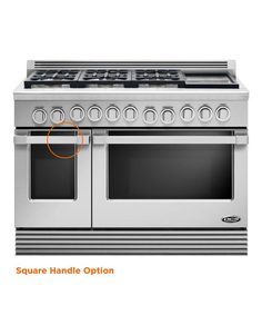 f9b192299d1 6 burner range Fisher and Paykel Future