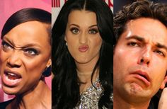30 Celebrities Making Funny Faces
