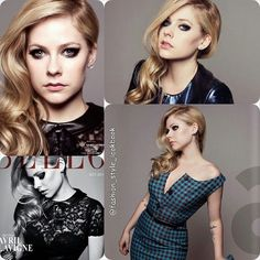 AVRIL LAVIGNE COVERS BELLO MAGAZINE NOV 2013 #avrillavigne #april #beautiful #prada #gucci #chanel #blonde #pink #couple #style #fashion #instastyle #instafashion #beautiful #ootd #outfit #mint #neon #inspiration #fashionista #sunglasses #floral #prints #celebrity #streetstyle #hipster #streetfashion #winter #pink #weheartit... - Celebrity Fashion