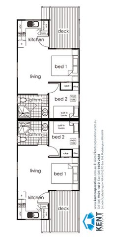 Image result for duplex granny flat designs