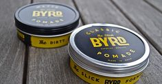The Slick and The Dirty Byrd Pomade made in California