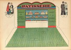 patisserie 1 by pilllpat (agence eureka), via Flickr