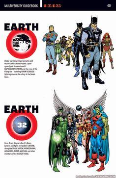 Earth 31 & Earth 32