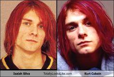 Isaiah Silva Totally Looks Like Kurt Cobain