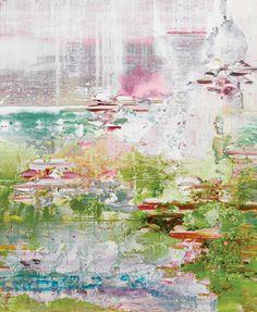 Jessica Zoob | Joy Summer | Oil Painting | Abstract Art