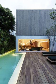 DS House, Sao Paulo, 2015 - Studio Arthur Casas / TechNews24h.com
