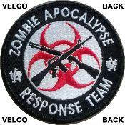 #ZombieApocalypse Response Team - patch