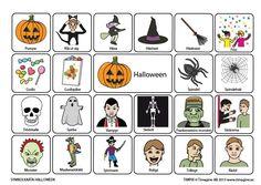 HALLOWEEN Aspergers, Kindergarten, Preschool, Education, Comics, Learning, Halloween, Autism, Adhd