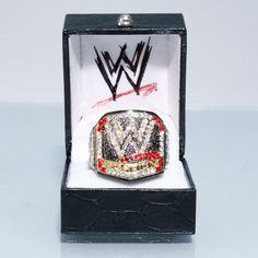WWE Championship Finger Ring - WWE
