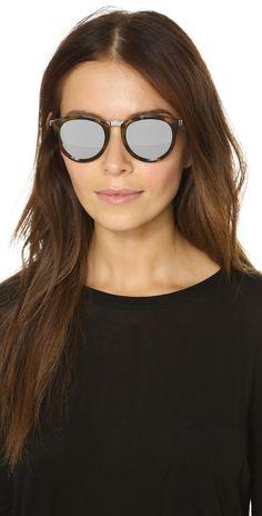 Le Specs No Smirking Sunglasses | SHOPBOP