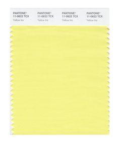 Pantone Smart Swatch 11-0622 Yellow Iris
