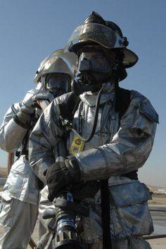 ❤ My USAF firefighter