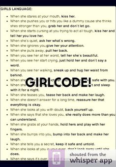 The 36 Unwritten Rules Of Girl Code All Women Need To Live By