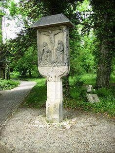 st. john cemetery in jena, germany