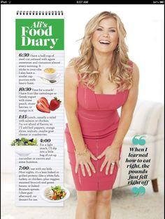 Alison Sweeney Magazine Interview