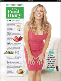 Alison Sweeney Magazine Interview