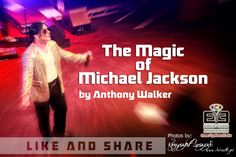 The Magic Of Michael Jackson Show was a LIVE performance by Anthony Walker and XOD Dancers at Galway City Town Hall Theatre 27th Aug 2016. Here is edited video-clip of ANTHONY WALKER performing BILLIE JEAN - [Full-HD] :                                                                                                                                                                                                                                                                                ...