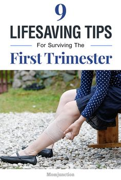9 Lifesaving Tips For Surviving The First Trimester Pregnancy First Trimester, Pregnancy Books, Trimesters Of Pregnancy, Pregnancy Care, Pregnancy Workout, Early Pregnancy, Prenatal Massage, Pregnant Mom, Bebe