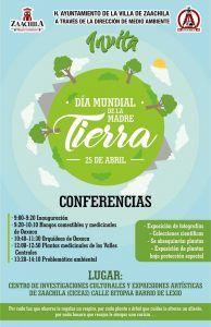 Invita Ayuntamiento de Zaachila a las Actividades del Día Mundial de la Madre Tierra