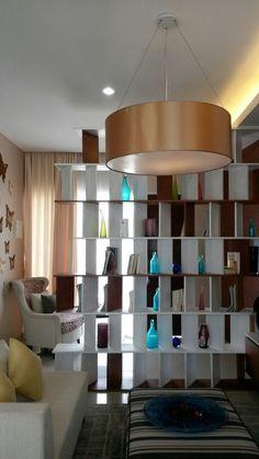 Living room, show unit
