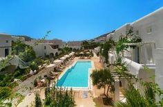 Corfos Bay Resort - Mykonos Greece Hotels, Mykonos, Europe, Outdoor Decor, Home Decor, Decoration Home, Room Decor, Home Interior Design, Home Decoration