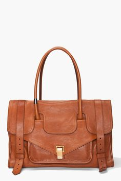 Keep All Small Tote by Proenza Schouler My Style Bags, Brown Leather  Handbags, Brown 2c74d5c295