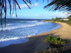 Rincon, Puerto Rico. on the list of top ten sea glass beaches in the world....  visiting in December!