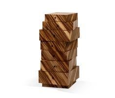 Schubladenstapel by Röthlisberger Kollektion | Sideboards