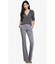 Mid Rise Flare Pant | Express