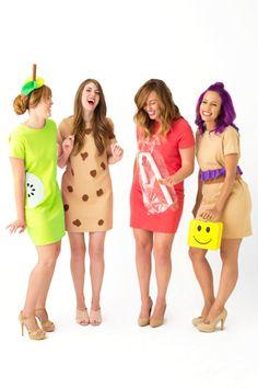 11 Diy Throwback Costumes