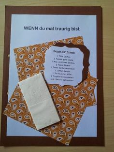 Welcome to my little craft world: An Wenn book for a birthday - Geschenke - Brightday Birthday Candy, Birthday Gift For Wife, Birthday Presents, It's Your Birthday, Birthday Book, Bff Gifts, Gifts For Wife, Cute Boyfriend Gifts, Newspaper Crafts
