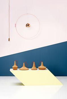 Latest lights for Deko-magazine by Susanna Vento