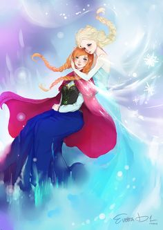 Frozen by eveereal on deviantART