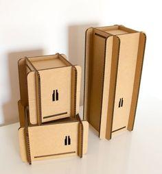 xicrea.com | verde-botella | Packaging Automontable