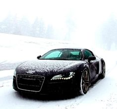 Audi R8..putting this in Men's Fashion because this would make a nice accessory! HA!