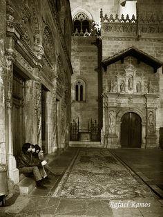 Cathedral. Granada, Spain
