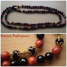 Manos Rodriguez: collar gallega 3