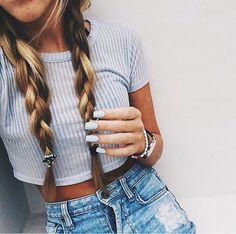 bestie, blonde, contest, fashion, hair, hairstyle, hollister, long hair, plait, pretty, straight hair, pick your perfect pair