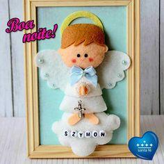 Angel de fieltro