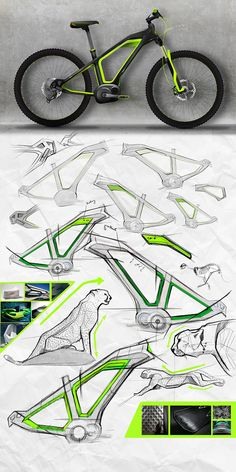 E Bike Project 2015  E TRON
