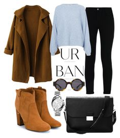"""P O M P E I I"" by s-a-c1 ❤ liked on Polyvore featuring WithChic, STELLA McCARTNEY, Rodebjer, Michael Kors, Lanvin, Aspinal of London and Laurence Dacade"