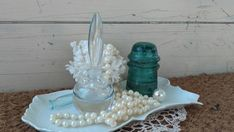 Check out this item in my Etsy shop https://www.etsy.com/listing/213273157/antique-clear-glass-perfume-bottle-with