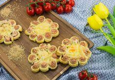 Veselé párkové kvety s vajíčkom - KAMzaKRASOU.sk