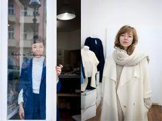 Natascha von Hirschhausen: ethical fashion made in Berlin