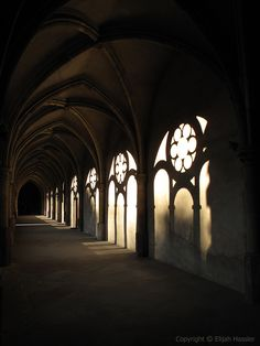 Cloisters of Trier