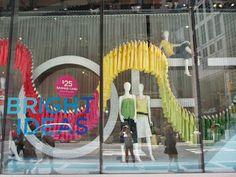 Vicky's Visual Merchandising Musings: Visual Merchandising in America