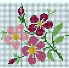 Butterfly Cross Stitch, Cross Stitch Baby, Cross Stitch Flowers, Cross Stitch Patterns, Crochet Cross, Needlework, Diy And Crafts, Embroidery, Knitting