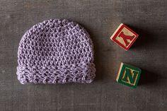 Calming Baby Crochet Hat - Knitting Patterns and Crochet Patterns from KnitPicks.com