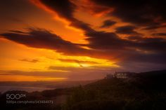 Sunset by Jean-L